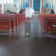 きれいな教会