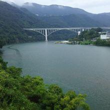池田へそっ湖大橋