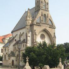 聖ミハエル礼拝堂