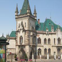 ヤコブ宮殿