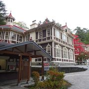 初の西洋式ホテル