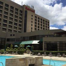 サンパウロ エアポート マリオット ホテル