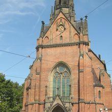 コメンスキー教会
