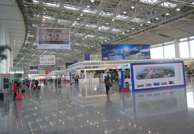 南昌昌北国際空港 (KHN)