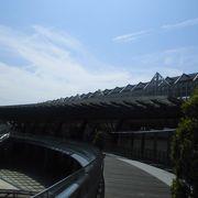 岐阜駅北口の橋