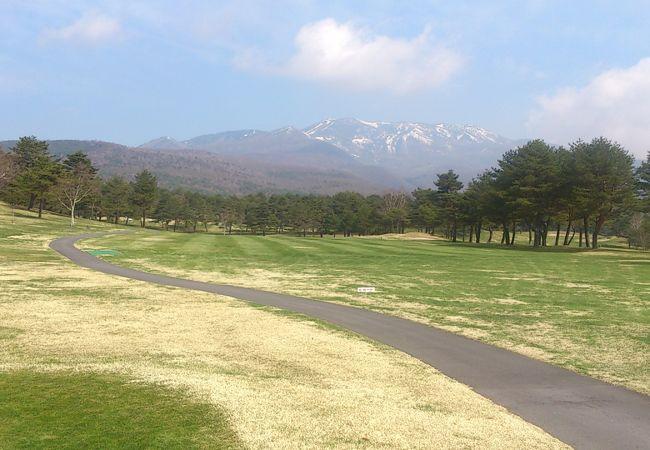 嬬恋高原ゴルフ