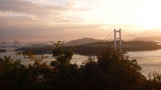 瀬戸大橋は日本を代表する橋です
