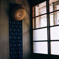 沖縄らしさがいっぱいのお部屋。落ち着きます。