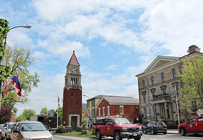 ナイアガラ・オン・ザ・レイクの町のシンボル
