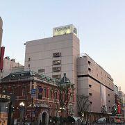 現在は大分銀行支店として使用されていました。