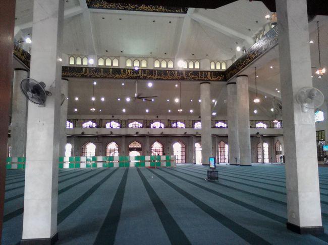 マラッカ州立モスク