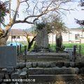写真:馬場信房の墓