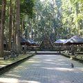 写真:ブキッ サリ寺院