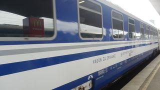 快適な電車