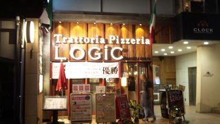 Trattoria&Pizzeria LOGIC 静岡