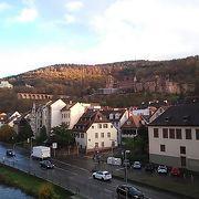 ハイデルベルク城の写真スポット