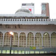 九龍清真寺 (回教寺院)