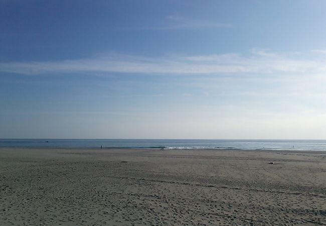 舞阪 表浜