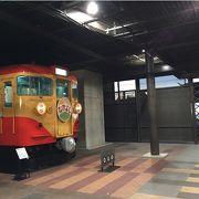 鉄道博物館に入館しなくても駅前で楽しめます。