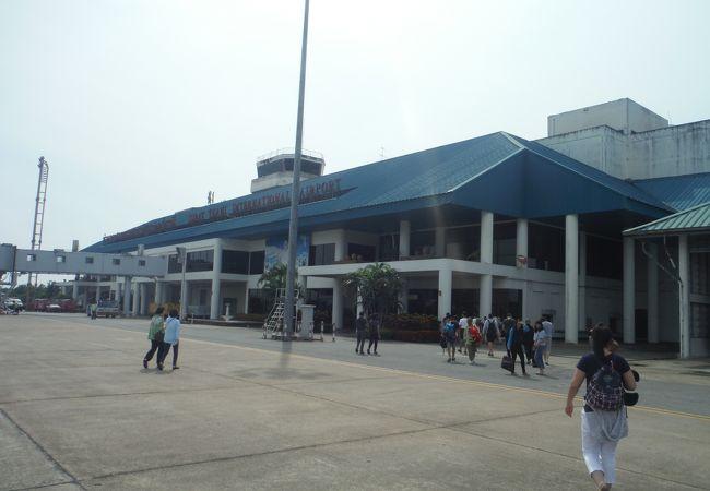 田舎の地方空港