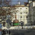 写真:観光案内所 (ブルノ旧市庁舎)