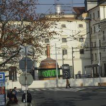 観光案内所 (ブルノ旧市庁舎)