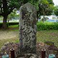写真:戸ノ本古戦場跡