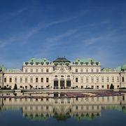 ベルヴェデーレ宮殿