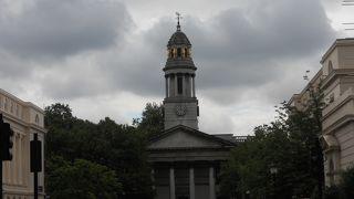 セント メリルボーン教会