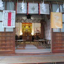 熊野神社恵比寿天