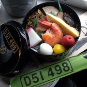 SL出発日限定のお弁当を「駅弁屋上州」にて