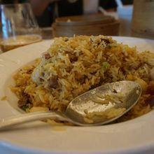 香港滞在中 いろんな焼き飯を食べたけど ここのが1番でした。
