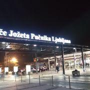 小さな国際空港
