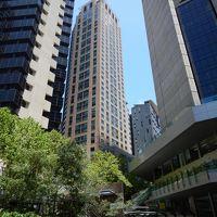 34階建てのホテル