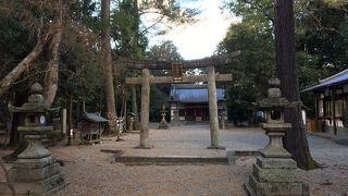 石清水八幡宮が疎開した神社