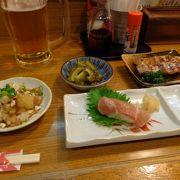 フレンドリーなスタッフがいる沖縄料理店
