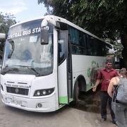 バンダーラナーヤカ国際空港への高速エアポートバス最終時間