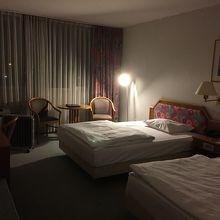 ベストウエスタン レオソホテル ルドヴィックスハーフェン
