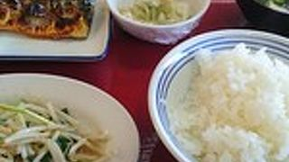 山口湯田食堂