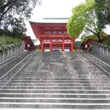 この階段Σ(゚Д゚)
