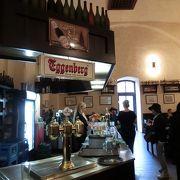 ビール醸造所ですてきなひととき