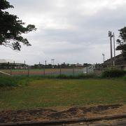 プロ野球のキャンプの場所