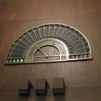 エレベーターの階数表示