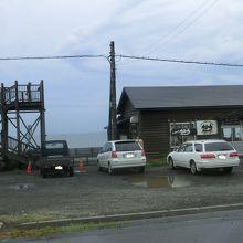釧網本線北浜駅
