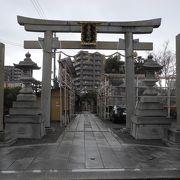 歴史的要素の強い神社