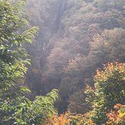 山一面に紅葉