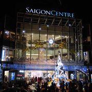クリスマスのサイゴンセンター