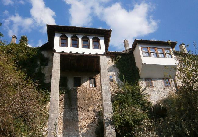 オスマン朝時代の家屋