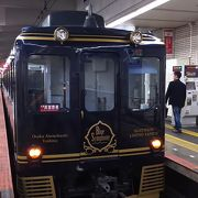 近鉄の新しい観光列車