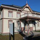 二水会館 (旧水海道町役場)
